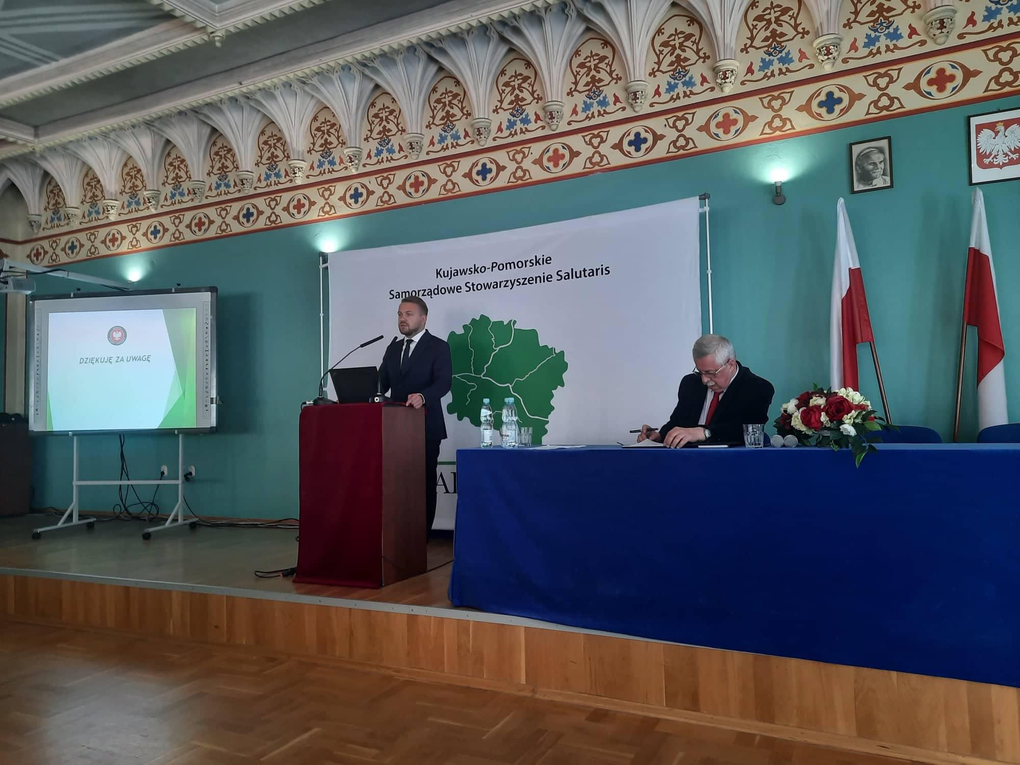Seminarium – gospodarka odpadami w jednostkach samorządu terytorialnego